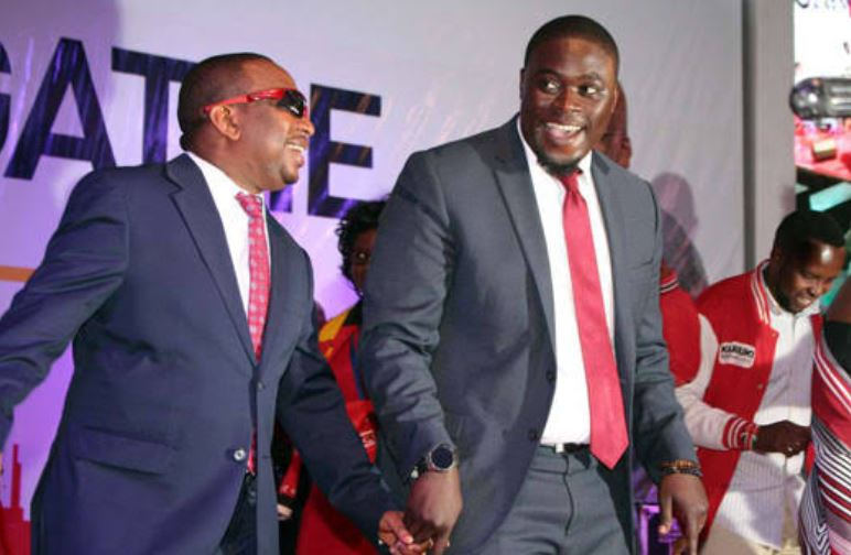 Sakaja Makes Bold Declaration on Replacing Sonko as Governor