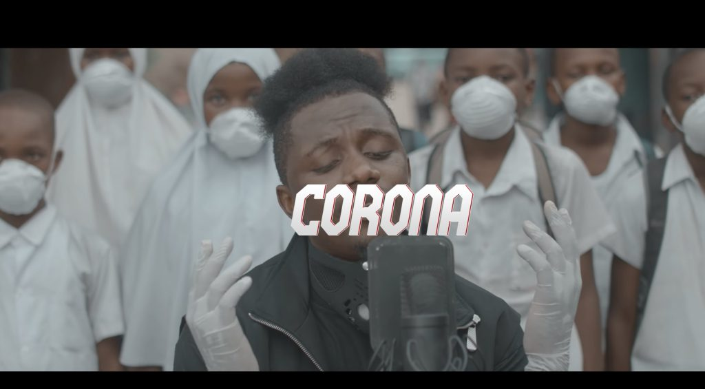 Rayvanny – Magufuli -Corona (Official Video)