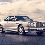 Bentley's Continental moves with the times